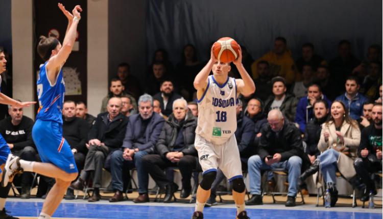 Kosovës i bashkohet edhe basketbollisti që luan në Mal të Zi