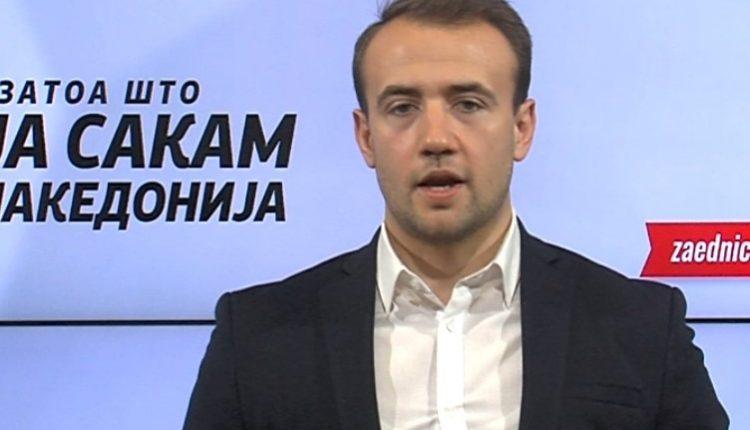 Stojanovski: Zaev i frikësuar nga rejtingu i ulët, nuk di se si të veproj