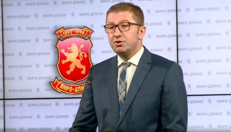 Mickoski: Maqedonia, vendi me më së shumti viktima nga Covid-19 në rajon