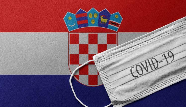 47 të vdekur dhe 2323 raste të reja me COVID-19 në Kroaci
