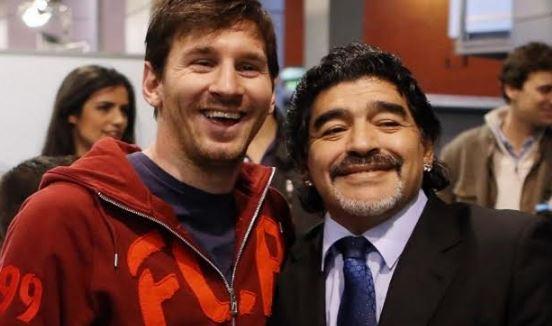 Messi për vdekjen e Maradonas: Diego është i përjetshëm