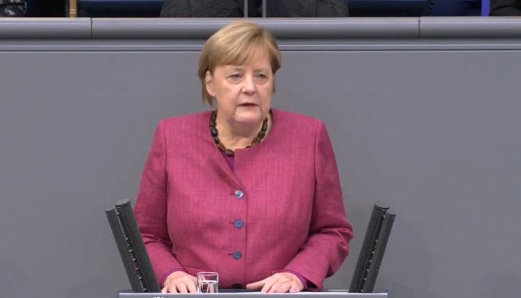 Merkel: Rikthimi i anijes turke në port, sinjal pozitiv nga Turqia