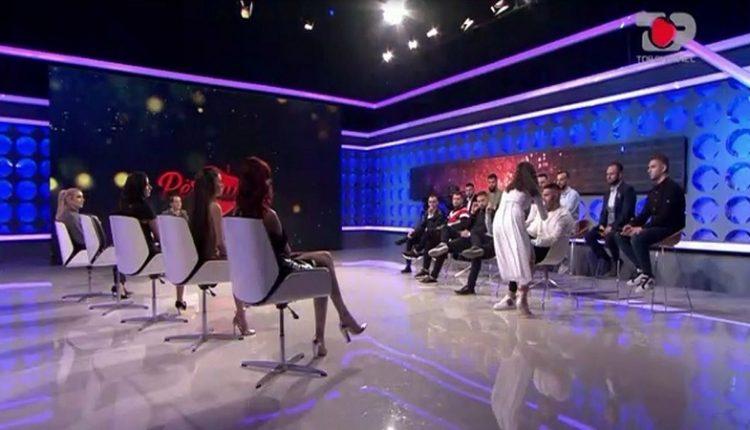 """""""Për'Puthen"""" sërish pa Anën/ Bukuroshja heziton të kthehet në emision…"""