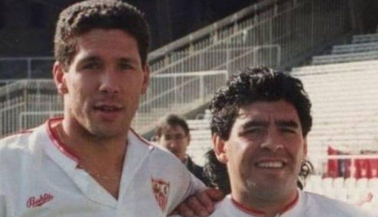 Simeone e ka të vështirë ta besojë: Maradona do të jetojë përgjithmonë
