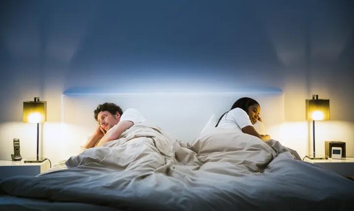 8 mënyra për të përballuar kur jeni në një martesë pa seks