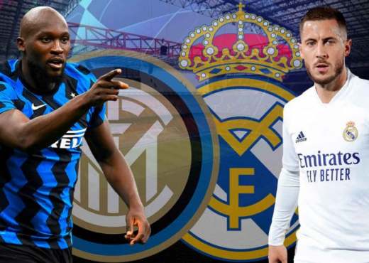 CHAMPIONS/ Inter-Real Madrid, formacionet e mundshme
