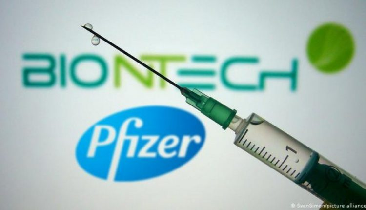 """""""Pfizer"""" dhe """"BioNTech"""" aplikojnë për autorizimin e vaksinës"""