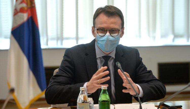 Petkoviq thotë se Kosova nuk i ndaloi vizitën Vuçiqit: E anuluam vet