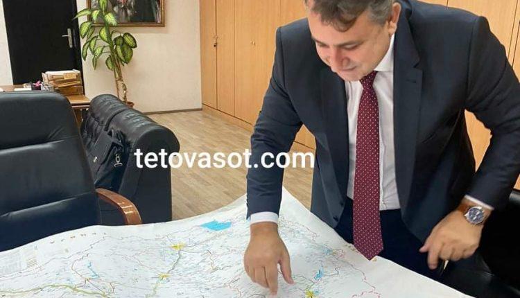 Ejup Rustemi e nis fuqishëm rrugën e Bllacës (FOTO)