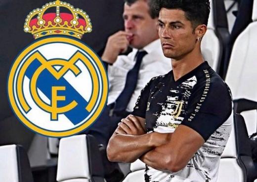 Lajm bombastik nga Marca: Ronaldo rikthehet te Reali?