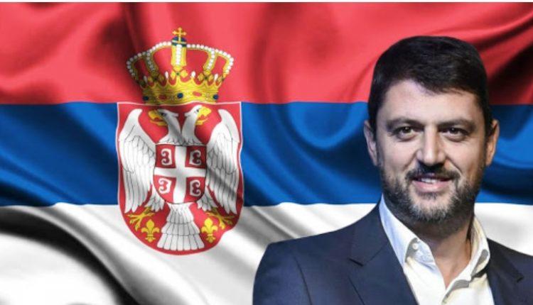 """Mali i Zi e shpall ambasadorin serb person """"non grata"""""""