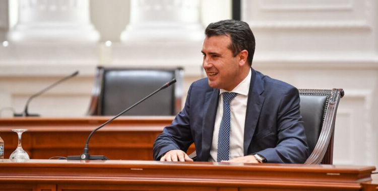 Problem me Bullgarinë, përçahet qeveria, kryeministri mbetet vetëm (VIDEO)