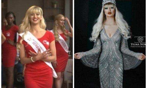 Merr mesazhe urrejtje se bëri shqiponjën, rrëfehet Miss Serbia