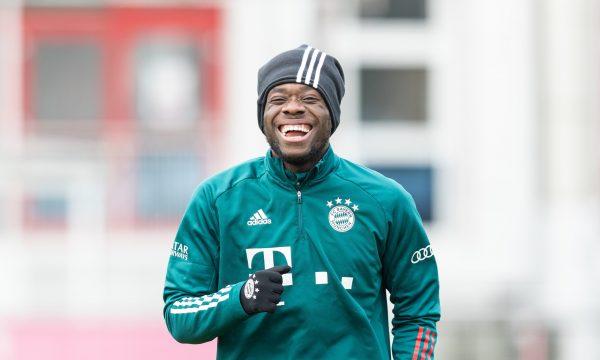 Çfarë lajmi për Bayernin, Davies rikthehet në stërvitje