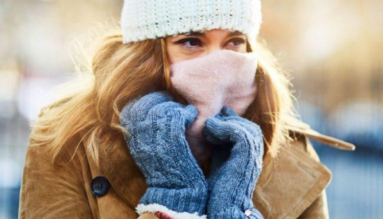 Katër arsye pse mund të keni ftohtë në pjesën më të madhe të kohës