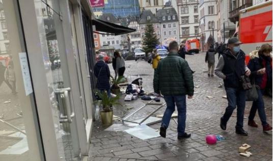 Katër të vdekur nga incidenti në Trier të Gjermanisë, mes tyre një foshnje nëntëmuajshe