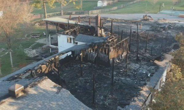 Shkatërrohet nga zjarri shtëpia e aktores së njohur