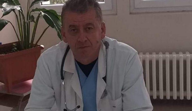 Edhe një mjek humb jetën nga COVID-19