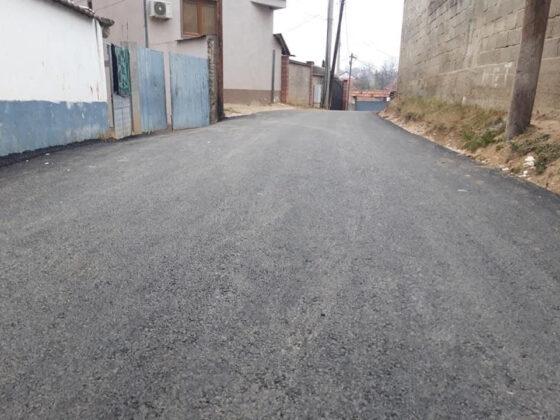 Përfundon Rikonsktrusioni i disa rrugicave në fshatin Batinc me afat rekord për 7 ditë