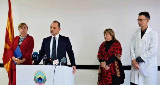 Filipçe dhe Grozdanova do të informojnë rreth furnizimit me vaksina kundër Covid-19