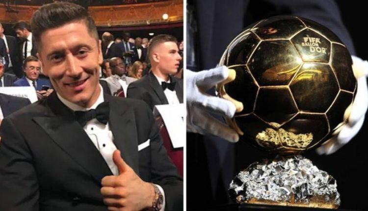 Lewandowski: Vendimi për 'Topin e Artë' ishte i nxituar, ky ishte sezoni im më i mirë