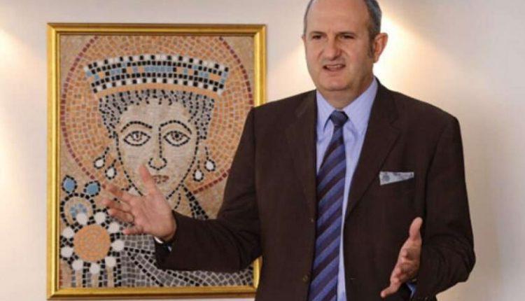 Vllado Buçkovski, përfaqësues i Qeverisë për Bullgarinë