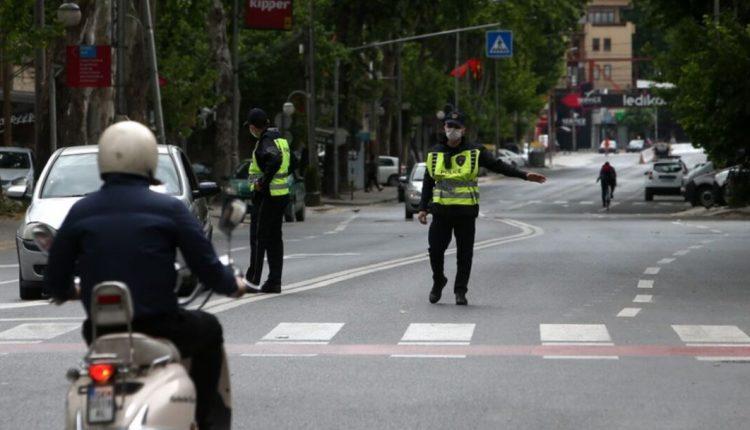 Shkup, sanksionohen 246 shoferë