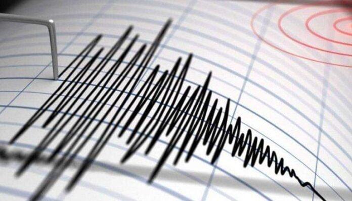 Tërmet në RMV