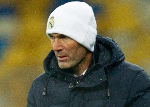 E ardhmja e Zidane do të varet nga 4 ndeshjet e radhës