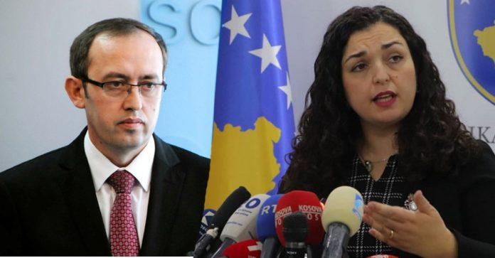 Hoti: Vjosa Osmani dje ka mbyllur të ardhmen e saj politike