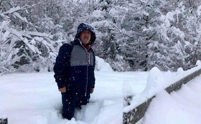 Tridhjetë vite jam në Zvicër, nuk kam parë kaq shumë borë në St. Gallen! (FOTO)