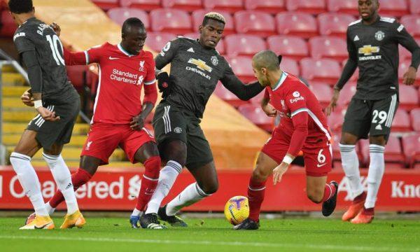 Liverpool dhe Man Utd ndajnë pikët