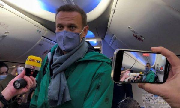 BE e quan të papranueshëm arrestimin e Navalny, kërkon lirimin e tij
