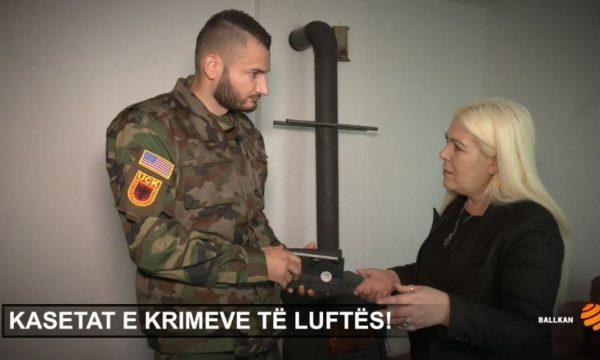 2 mijë kaseta të krimeve dhe dëshmitë rrëqethëse, i riu: T'i shohë bota çfarë bënë serbët