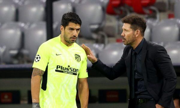 Simeone: Luis Suarez luan në fushë ashtu si i them në telefon