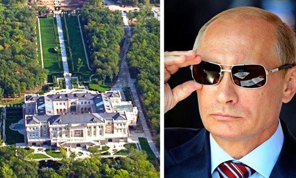 Putin flet për akuzat e Navalnyt rreth pallatit mbretëror 1.4 miliardë dollarësh (VIDEO)