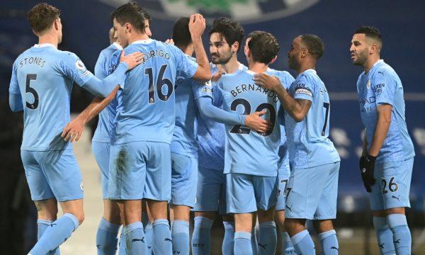 City e shkatërron WBA-në, rrëmben kreun në Premierligë
