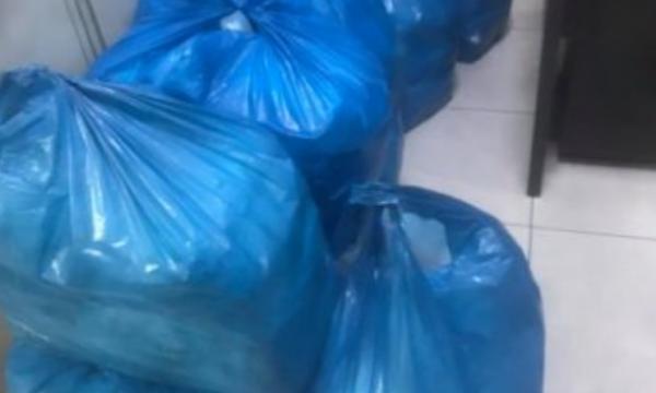 Policia kap një person në Vërmicë duke kontrabanduar 107 kg duhan