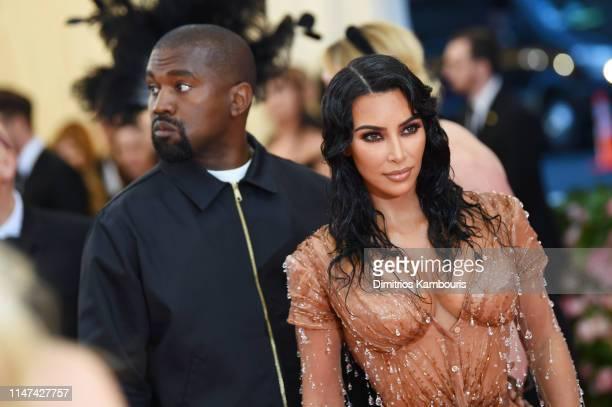 """Të gjithë """"sy e veshë"""", pse Kim dhe Kanye po qëndrojnë në heshtje për divorcin (FOTO LAJM)"""