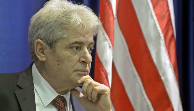 Ali Ahmeti uron Presidentin Bajden dhe popullin Amerikan
