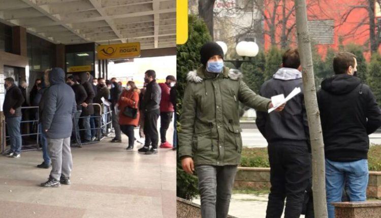 """""""Pastrohen"""" grumbullimet para Gjykatës Civile në Shkup, por paraqitet një fenomen tjetër"""