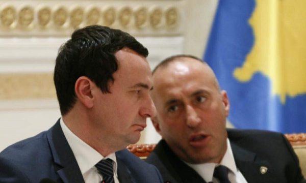 Haradinaj: Kurti rezikon të bie në dialog teknik, po shkon shpesh për dreka dhe darka në Bruksel