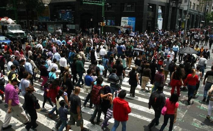 Popullsia e Meksikës tejkalon 126 milionë banorë