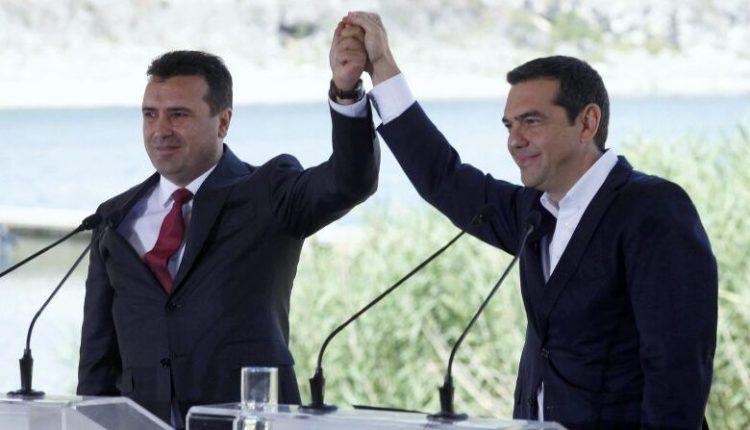Marrëveshja e Prespës, temë debati në Parlamentin grek