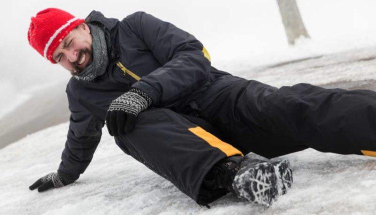 Shkencëtarët gjermanë kanë zbuluar si të ecni mbi akull dhe të mos rrëshqitni