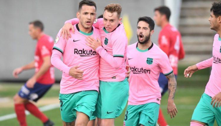 Rey Manaj nënvlerësohet nga trajneri i Barcelona B