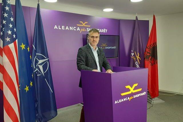 Aziri: Deputetët e opozitës do të marrin pjesë në protestën për Mo nstrën