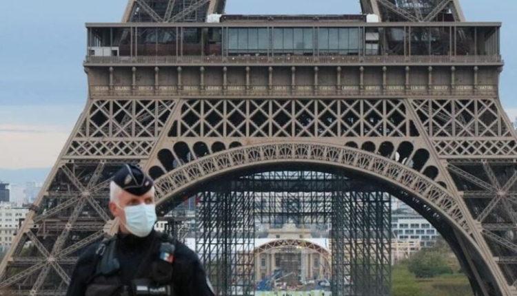 Franca me 29.344 raste të reja me Kovid-19 në 24 orët e fundit