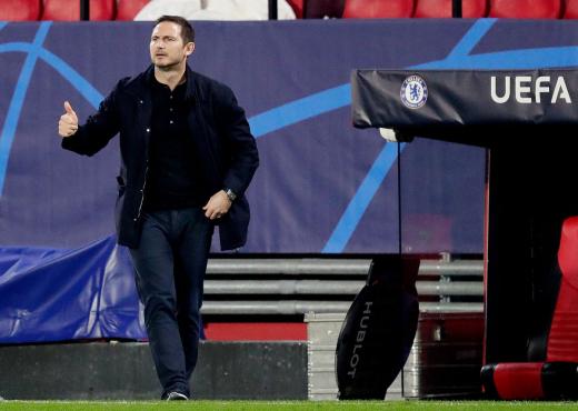 Lampard pranë shkarkimit, Allegri zgjedhja e Abramovichit