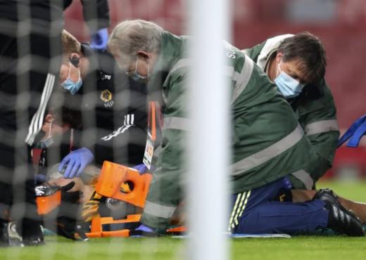 Trajneri i Wolves jep lajme të mira rreth Jimenez